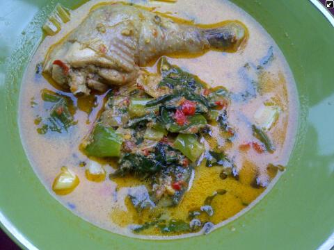 Resep Ayam Singkong Khas Sulawesi Tenggara