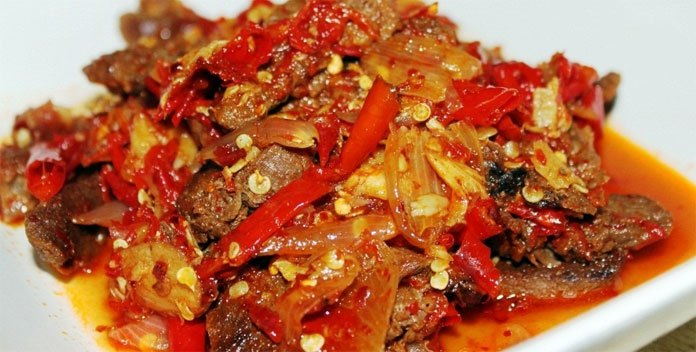 Resep Lezat Daging Sapi Rica-Rica Asli Manado