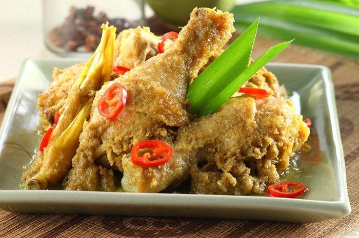 Resep Masakan Ayam Gagape Khas Makassar
