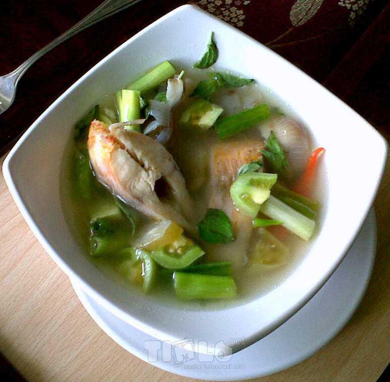 Resep Masakan Kua Asang Rusuk (Sulawesi Utara)
