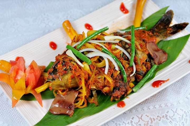 Resep Masakan Lemang Ikan Mas