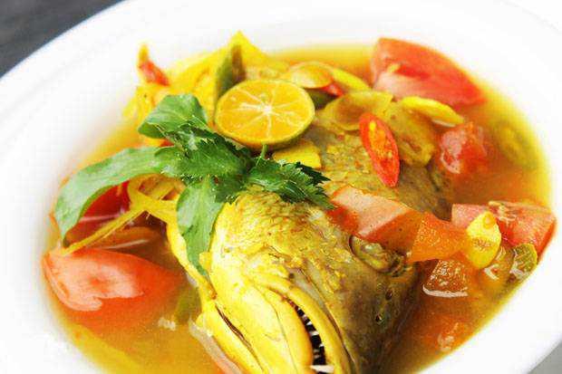 Resep Pallumara (Pindang Ikan) Khas Makassar