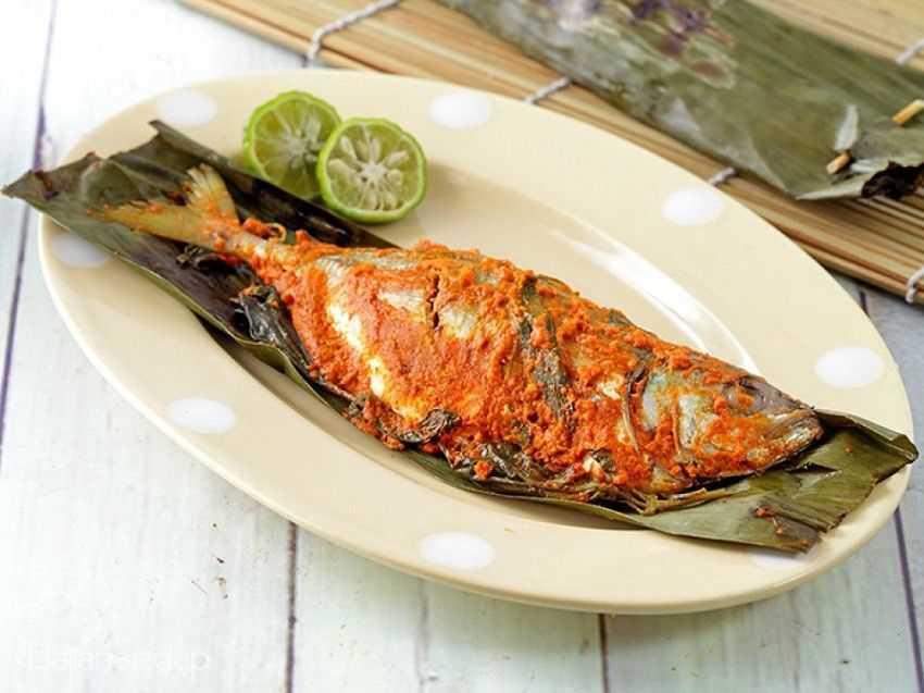 Resep Pepes Ikan Mas Khas Jawa Barat, Lezaaat