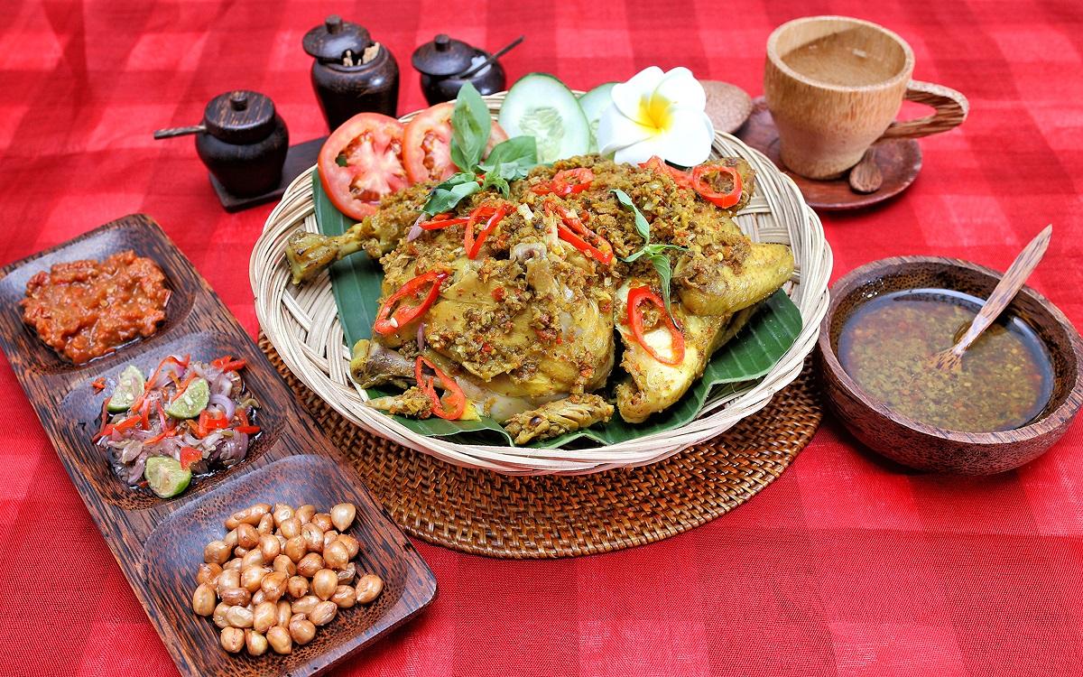 Resep Praktis Ayam Betutu Khas Bali