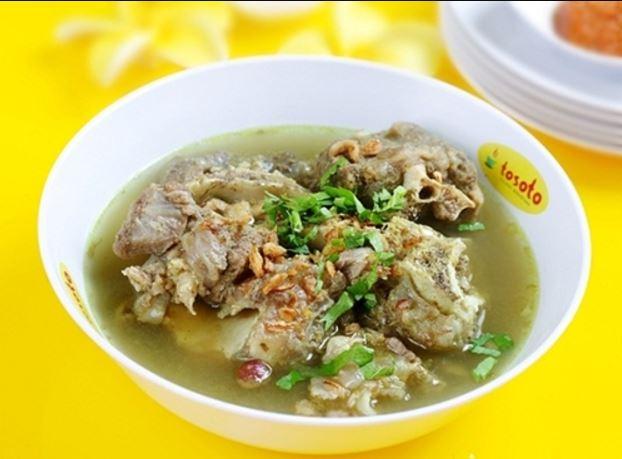 Resep Soto Daging Sapi Banten