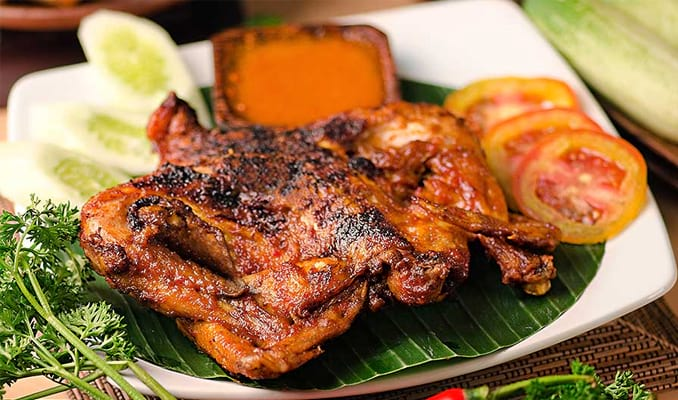 Resep Spesial Ayam Panggang Lezat Khas Gorontalo (Sulawesi Utara)