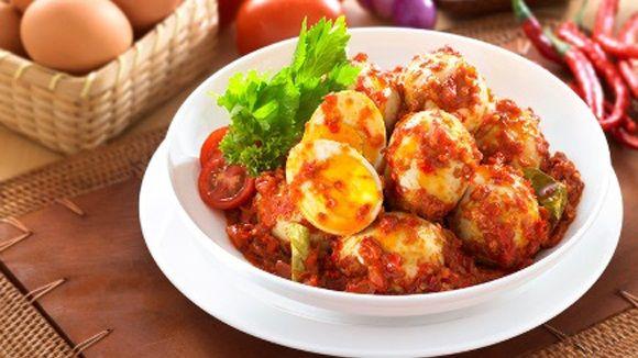 Resep Telur Pecil Spesial Khas Jawa Barat